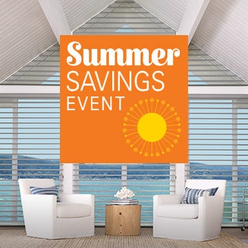 Summer Savings Event Banner