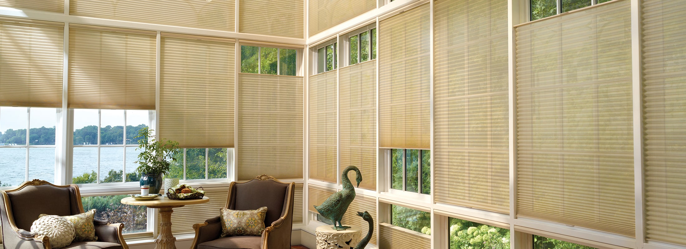 Top Down Bottom Up Window Shades Amp Blinds Hunter Douglas