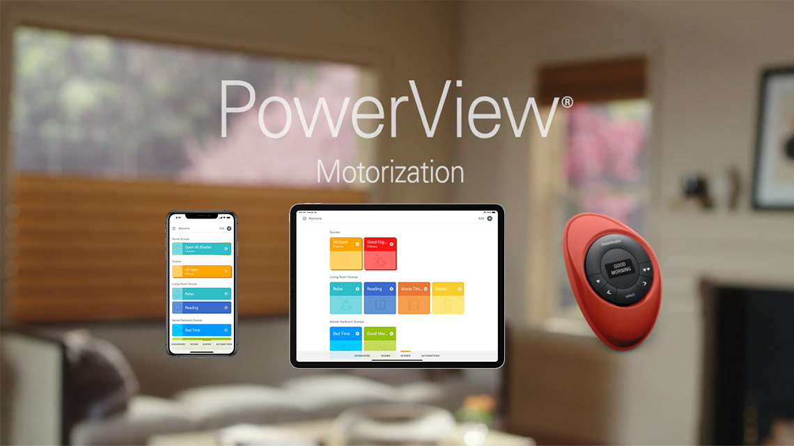 PowerView Motorization Video Card